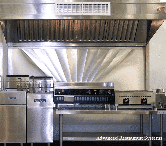 Kitchen Exhaust Hood Cleaning Services